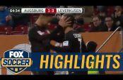 Embedded thumbnail for Las pinceladas de CH7 para lograr su doblete frente al Augsburgo