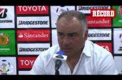 Embedded thumbnail for Memo Vázquez, satisfecho con papel de Pumas en Libertadores