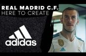 Embedded thumbnail for Real Madrid presume nuevas indumentarias