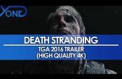 Embedded thumbnail for Guillermo del Toro protagoniza trailer de Death Stranding, juego de Hideo Kojima