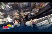 Embedded thumbnail for Escaladores urbanos muestran el vertiginoso mundo desde las alturas