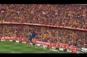 Embedded thumbnail for Así se entonó en Himno de España en la Final de Copa del Rey