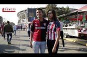 Embedded thumbnail for 'Románticas' apuestas entre parejas para el Clásico Tapatío