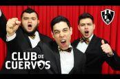 Embedded thumbnail for Los Tres Tristes Tigres dedican canción a Club de Cuervos