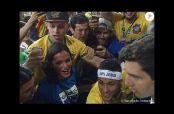 Embedded thumbnail for Neymar abraza a su ex Bruna Marquezine tras ganar Oro