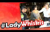 Embedded thumbnail for Legisladora muerde a policía tras no pasar el alcoholímetro