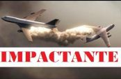 Embedded thumbnail for Impactante choque de avionetas en Tecamac