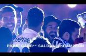 Embedded thumbnail for Marcelo trató de evitar cánticos contra Gerard Piqué