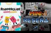 Embedded thumbnail for 3 Gordos Bastardos reseñan Snipperclips