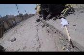 Embedded thumbnail for Periodista se salva de morir de un disparo gracias a su GoPro