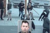Embedded thumbnail for Hombre ataca a turistas por hablar español en Inglaterra