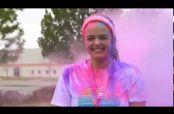 Embedded thumbnail for The Color Run, los 5K más divertidos del planeta