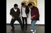 Embedded thumbnail for Jonathan dos Santos festeja sus 27 con un baile