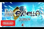 Embedded thumbnail for Fate/EXTELLA: The Umbral Star llega al Nintendo Switch