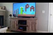 Embedded thumbnail for Joven propone matrimonio a su novia con Mario Maker