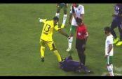 Embedded thumbnail for Terrible agresión de un portero tras ser humillado por delantero