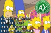 Embedded thumbnail for Los Simpsons 'predicen' avionazo del Chapecoense