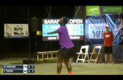 Embedded thumbnail for Gemidos de mujer interrumpen un partido de tenis