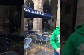Embedded thumbnail for Ultra del Betis agrede a sujeto en Café de Bilbao