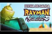 Embedded thumbnail for Checa el divertido spot de Rayman Legends para Nintendo Switch
