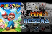 Embedded thumbnail for 3 Gordos Bastardos reseñan Mario + Rabbids Kingdom Battle