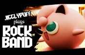 Embedded thumbnail for Banda de Jigglypuffs causa revuelo jugando Rock Band