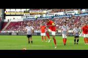 Embedded thumbnail for Nowitzki se burla de Zaza y hace fail en penalti