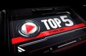 Embedded thumbnail for Top 5 RÉCORD del miércoles 27 de abril