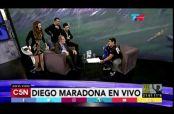Embedded thumbnail for 'Si no ganamos, que no vuelvan': Maradona