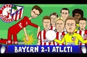 Embedded thumbnail for Disfruta la mejor parodia del Bayern-Atlético