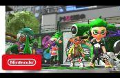 Embedded thumbnail for Splatoon está de vuelta en Nintendo Switch con más pintura que nunca