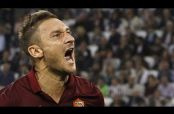 Embedded thumbnail for Totti se luce con asistencia en triunfo de la Roma