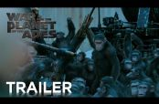 Embedded thumbnail for 'War for the Planet of the Apes' lanza trailer final