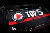 Embedded thumbnail for TOP 5 RÉCORD del martes 27 de septiembre