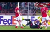 Embedded thumbnail for Giroud anota golazo en la Jornada 3 de la Europa League