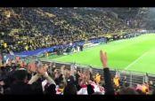 Embedded thumbnail for Afición del Mónaco lanza cánticos en apoyo al Dortmund