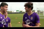 Embedded thumbnail for Gio participa en comercial del Arsenal vs MLS Stars