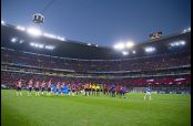 Miles de aficionados asistieron al Estadio Jalisco para ver el Clásico Tapatío