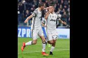 Dybala festejó de esta manera su gol contra Porto