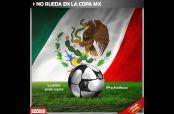 No rueda la pelota en Copa MX