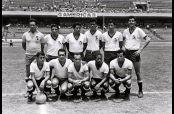 1965-1966. América ganó a Veracruz en el último juego de la Liga con gol olímpico de Coco Gómez