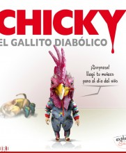 'Chicky, el gallito diabólico'