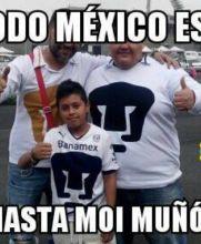 ¡Todo México con Pumas!