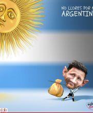 'No llores por mí, Argentina'