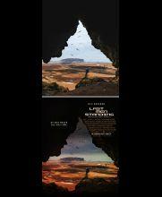 Un artista decidió usar fotos de personas para convertirlas en pósters de películas
