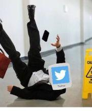 La red social de los 140 caracteres sufrió una fuerte caída