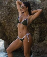 Hope Beel, amante del fitness