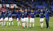 El PSV celebra una victoria con su público