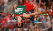 Rivera en prueba de Salto de los Juegos Panamericanos Toronto 2015