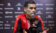 Rafa Márquez en conferencia de prensa con Atlas